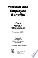 Pension and Employee Benefits  Preambles to final and temporary regulations