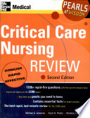 Critical Care Nursing Review  2007 Ed 2007 Edition