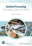 Seafood Processing Series Seafood Processing Technology Quality And Safety Coversthe Whole