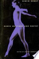 Dance Writings   Poetry