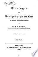 Geologie oder Naturgeschichte der Erde