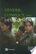 Gender  Conflict  and Development