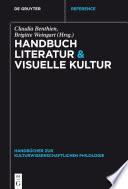 Handbuch Literatur   Visuelle Kultur