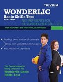 Wonderlic Basic Skills Test Study Guide