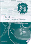 Rna And The Regulation Of Gene Expression book