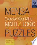 Mensa Exercise Your Mind Math   Logic Puzzles