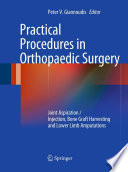 Practical Procedures in Orthopaedic Surgery