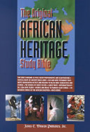 The original African heritage study Bible