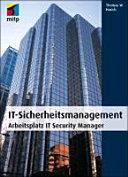 IT Sicherheitsmanagement