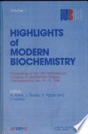 Highlights of Modern Biochemistry