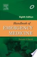 Handbook Of Emergency Medicine 8 E