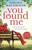 You Found Me Book