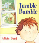Tumble Bumble Stumbles Into A Cat A