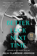 Better Luck Next Time Book PDF