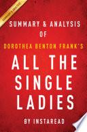 download ebook all the single ladies by dorothea benton frank | summary & analysis pdf epub