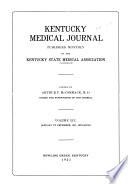 Kentucky Medical Journal