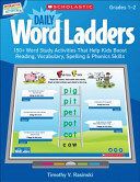 Daily Word Ladders  Grades 1 2