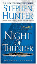 Night Of Thunder-book cover