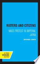 Rioters and Citizens