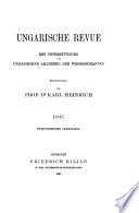 Ungarische Revue