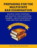 Preparing for the Multistate Bar Examination