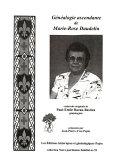 Généalogie ascendante de Marie-Rose Daudelin