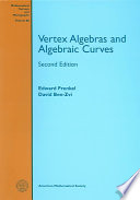 Vertex Algebras and Algebraic Curves  Second Edition