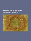 American Football Running Backs