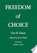 Freedom Of Choice book