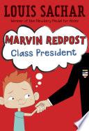 Marvin Redpost  5  Class President
