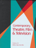 Contemporary Theatre  Film and Television