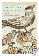 Codex Canadensis and the Writings of Louis Nicolas