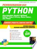 Pemrograman Gui Python Menciptakan Sendiri Aplikasi Editor Teks E Drum Game Catur Dan Paint
