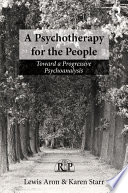 A Psychotherapy For The People