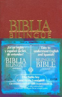 Dios Habla Hoy  Bilingue  Deut Vino  Tab Index