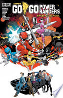 Saban s Go Go Power Rangers  Back to School  1