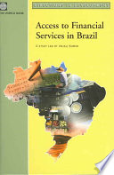 Access to Financial Services in Brazil