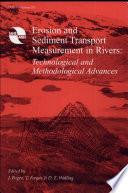 Erosion and Sediment Transport Measurement in Rivers