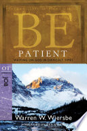 Be Patient  Job