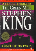 GREEN MILE / AUDIO by STEPHEN KING