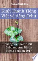 Kinh Thánh Tiếng Việt và tiếng Cebu