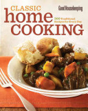 Good Housekeeping Classic Home Cooking