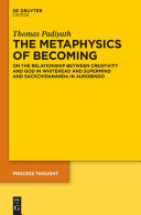 The Metaphysics of Becoming Book