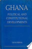 Ghana Political And Constitutional Developments