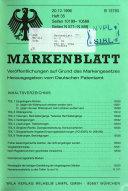 Markenblatt