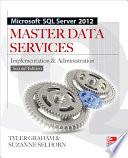 Microsoft SQL Server 2012 Master Data Services 2 E