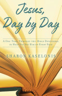 Jesus, Day by Day Book Cover