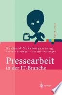 Pressearbeit in der IT-Branche