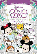 Art of Coloring  Tsum Tsum