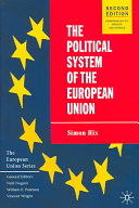 The Political System of the European Union  Second Edition